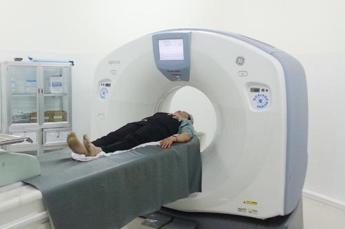 Máy Chụp CT Scan đa Lát Cắt Optima MD – GE