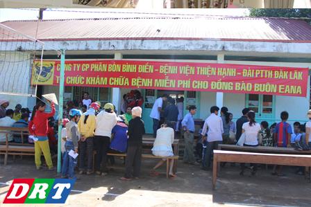 Những Tấm Lòng Thiện Hạnh Về Với Bà Con Buôn Ea Na, Huyện Krông Ana