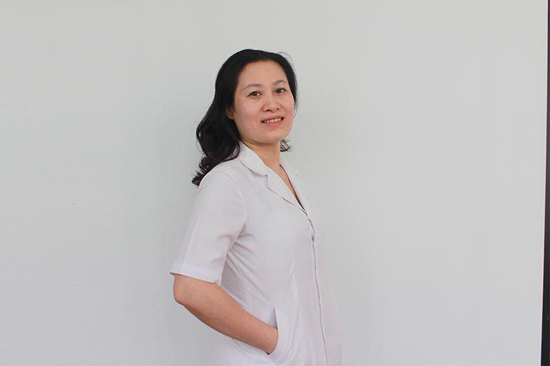 BS. Phan Thị Nhã Trúc – Trưởng Khoa