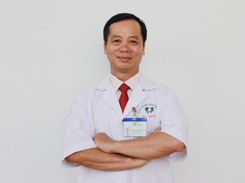 BSCKI. Huỳnh Quý Minh – Cố Vấn Trưởng Khoa