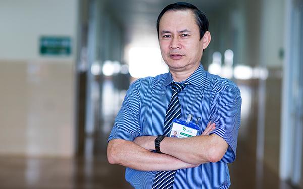 BSCKI. Đặng Minh Hoàng – Cố Vấn Trưởng Khoa