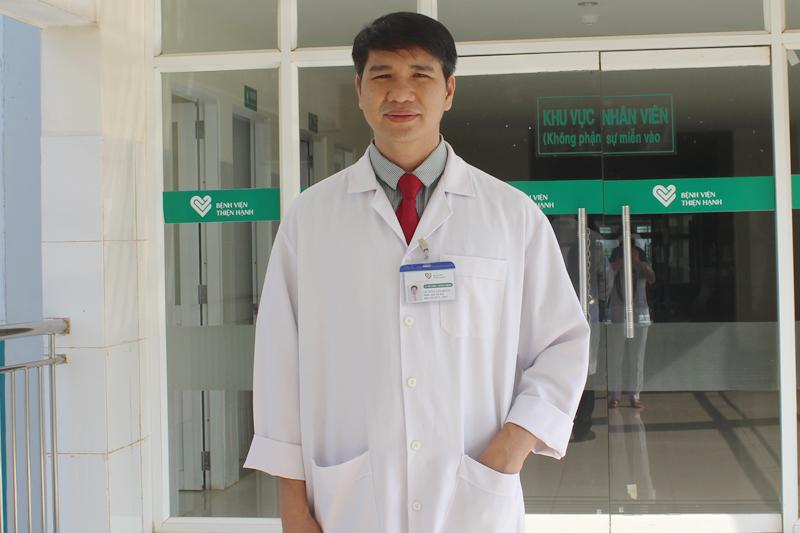 ThS.BS Đặng Huy Hoàng – Phó Trưởng Khoa