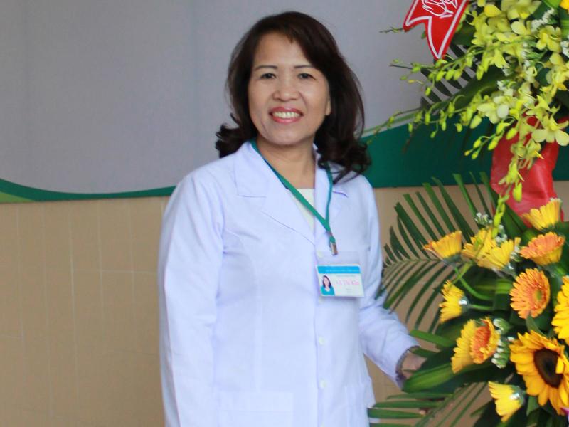 BS. Võ Thị Kim