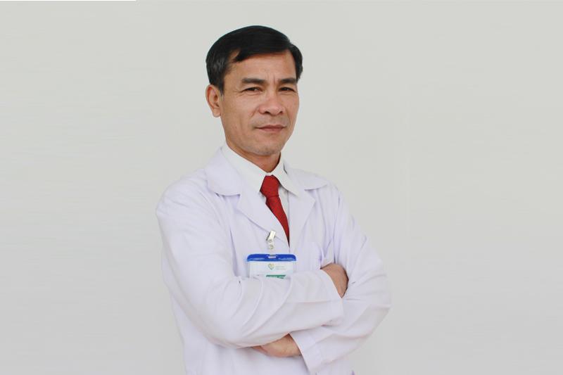 BS. Nguyễn Văn Minh – Trưởng Khoa