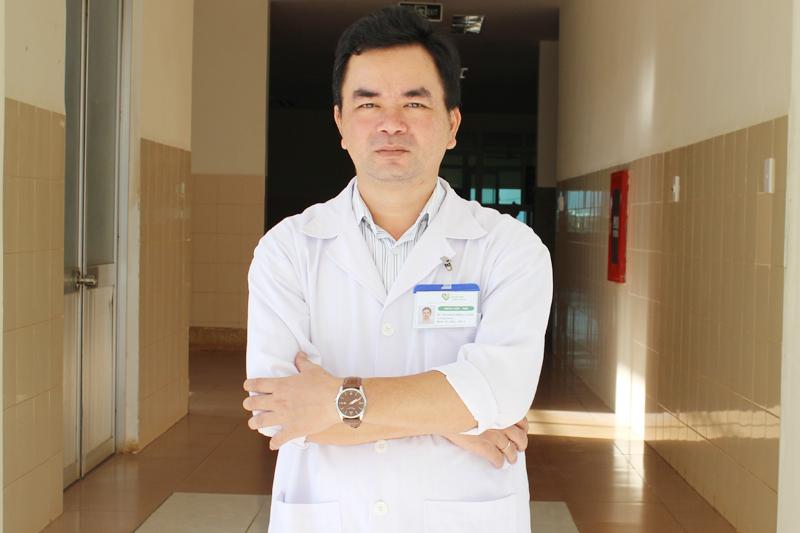 BS. Nguyễn Đình Toàn – Trưởng Khoa