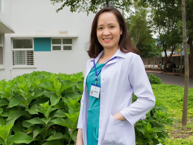 DSCKI. Bùi Thị Thùy Trang – Phó Trưởng Khoa