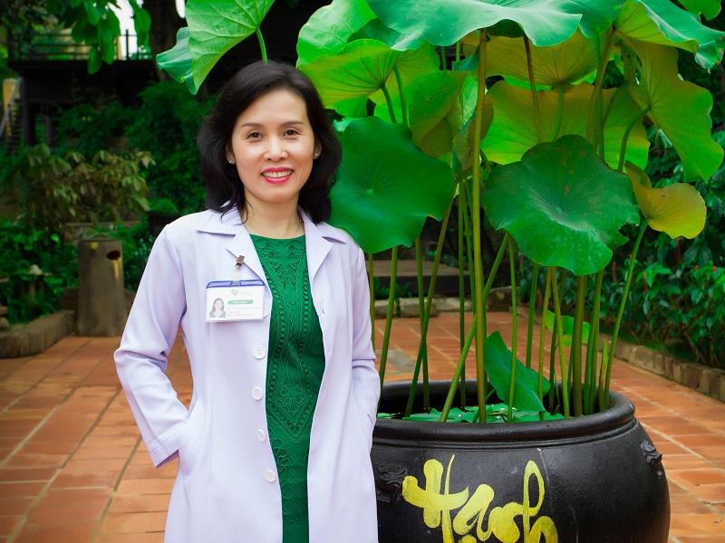 DSCKI. Trần Thị Ngọc Hương – Trưởng Khoa