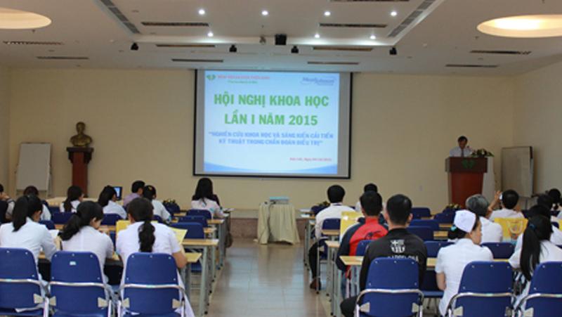 Bệnh Viện Thiện Hạnh Tổ Chức Hội Nghị Khoa Học Lần Thứ I Năm 2015
