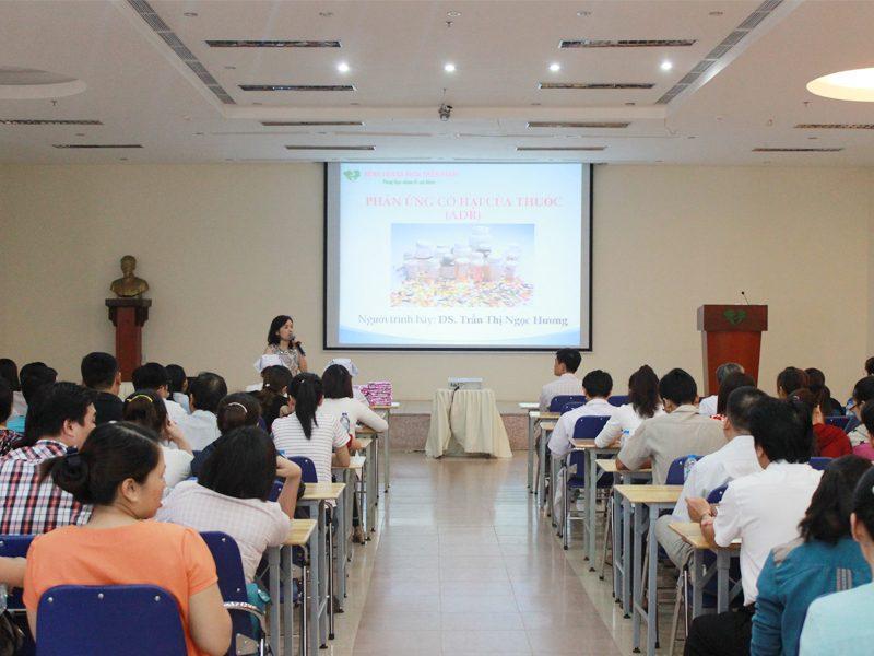 Khoa Dược Tham Gia Tổ Chức Sinh Hoạt Khoa Học định Kỳ