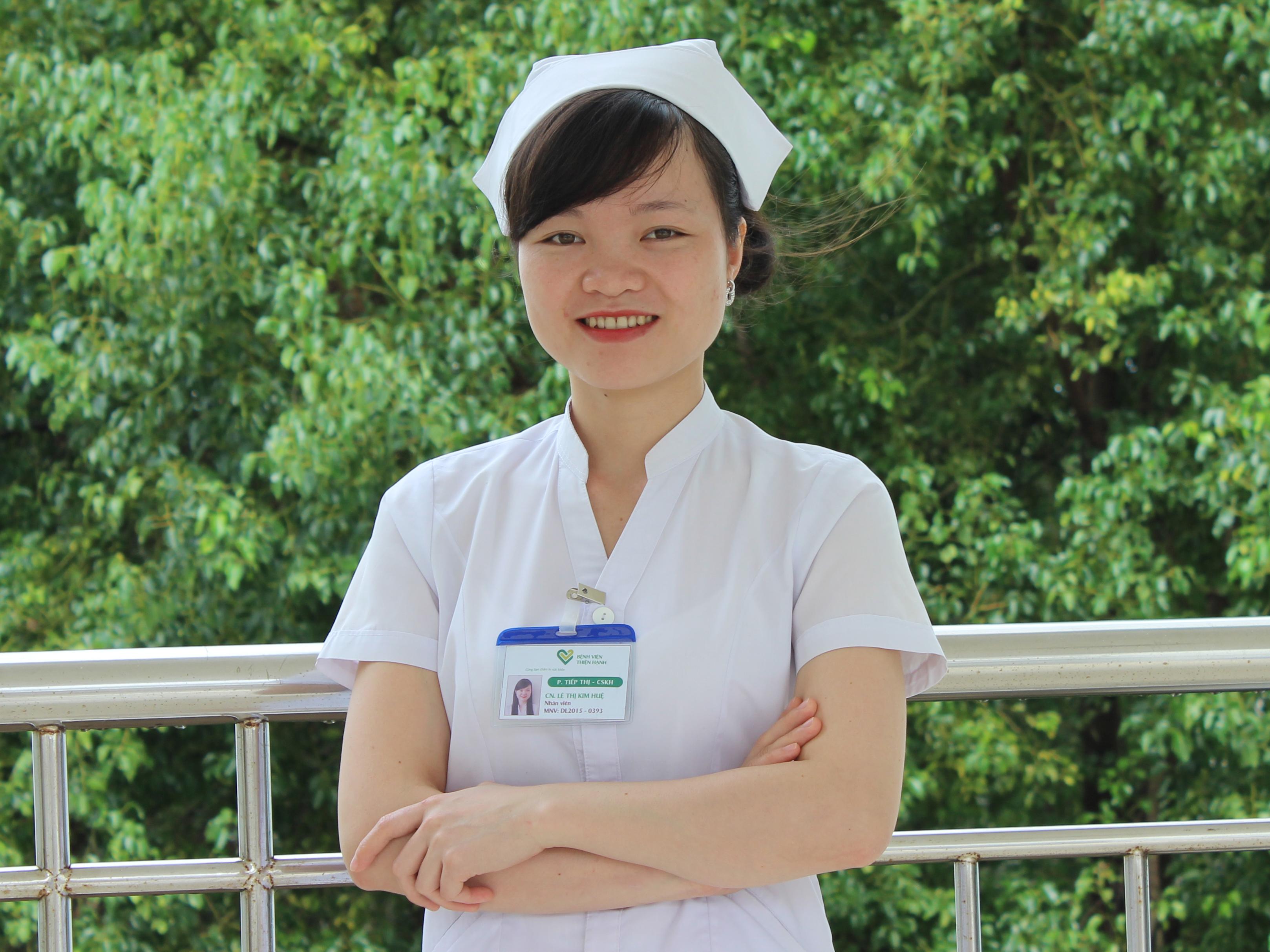 CNĐD. Lê Thị Kim Huệ