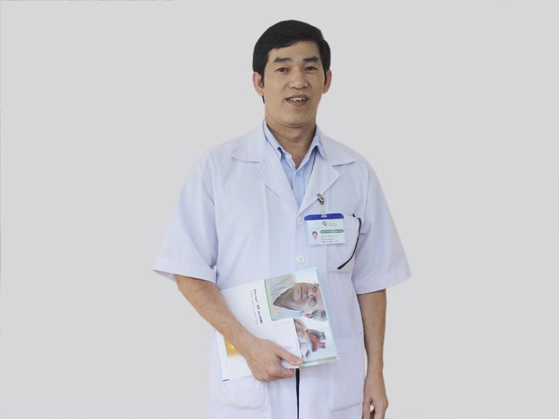 BS. Lý Hồng Lạc – Phó Trưởng Khoa