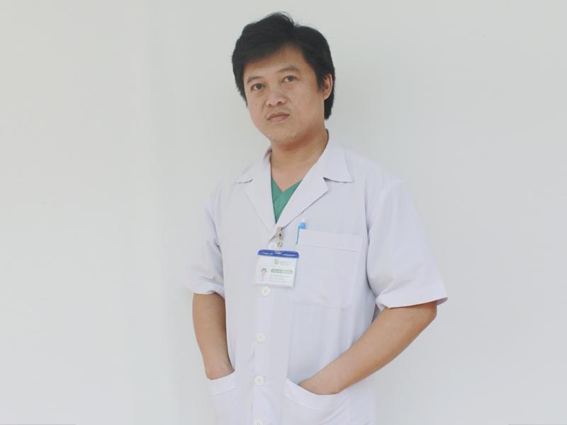 BSCKI. Nguyễn Ngọc Vũ – Phó Trưởng Khoa