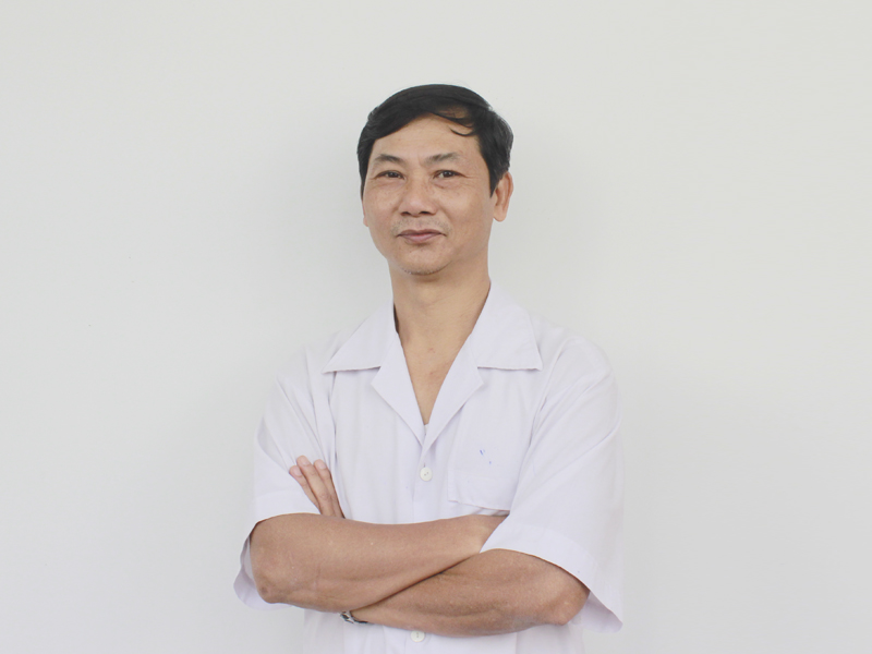 BSCKII. Nguyễn Văn Toán – Phó Trưởng Khoa
