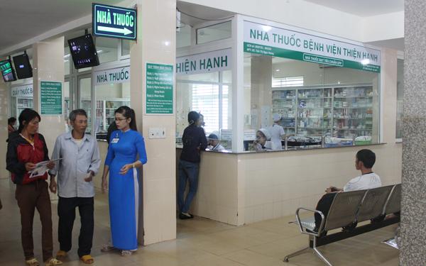 Nhà Thuốc Bệnh Viện