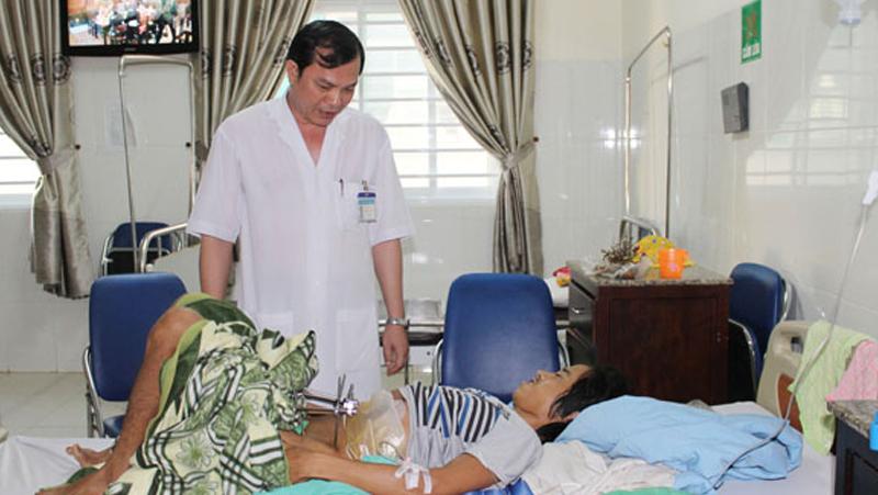 Bệnh Viện Thiện Hạnh Cứu Chữa Thành Công Một Trường Hợp Nguy Kịch Do Tai Nạn Lao động