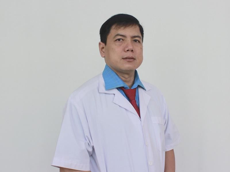 ThS.BS. Huỳnh Quang Trí – Trưởng Khoa