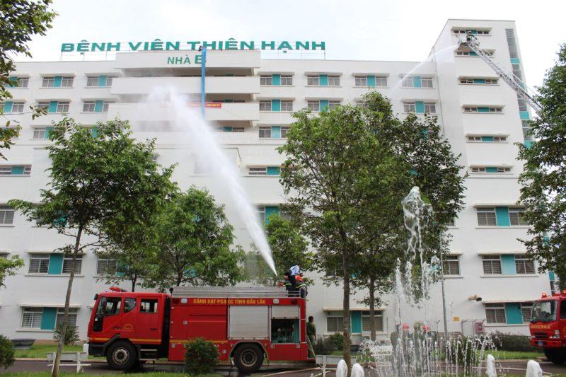 Thực Tập Phương án Phòng Cháy Chữa Cháy Và Cứu Nạn Cứu Hộ Năm 2017