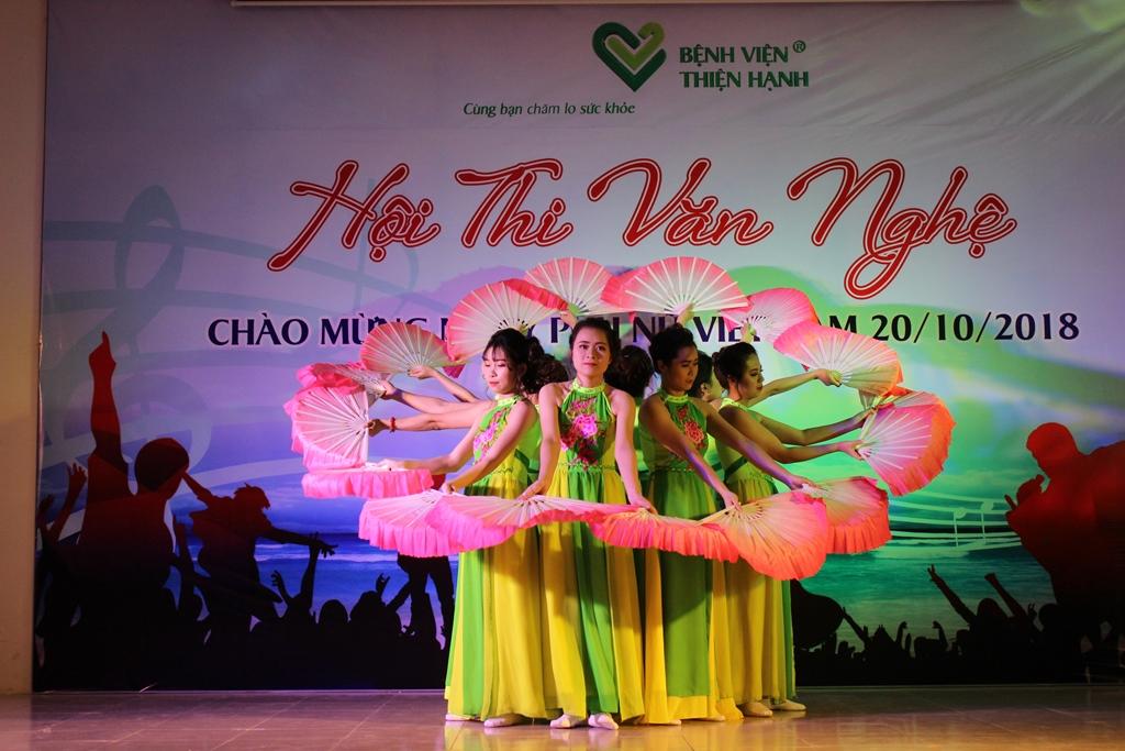 Bệnh Viện Thiện Hạnh: Hội Diễn Văn Nghệ Chào Mừng Ngày Phụ Nữ Việt Nam 20/10