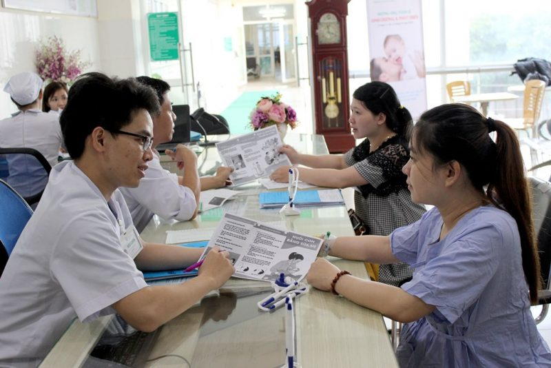 Bệnh Viện Thiện Hạnh: Hưởng ứng Tuần Lễ Dinh Dưỡng & Phát Triển 2018