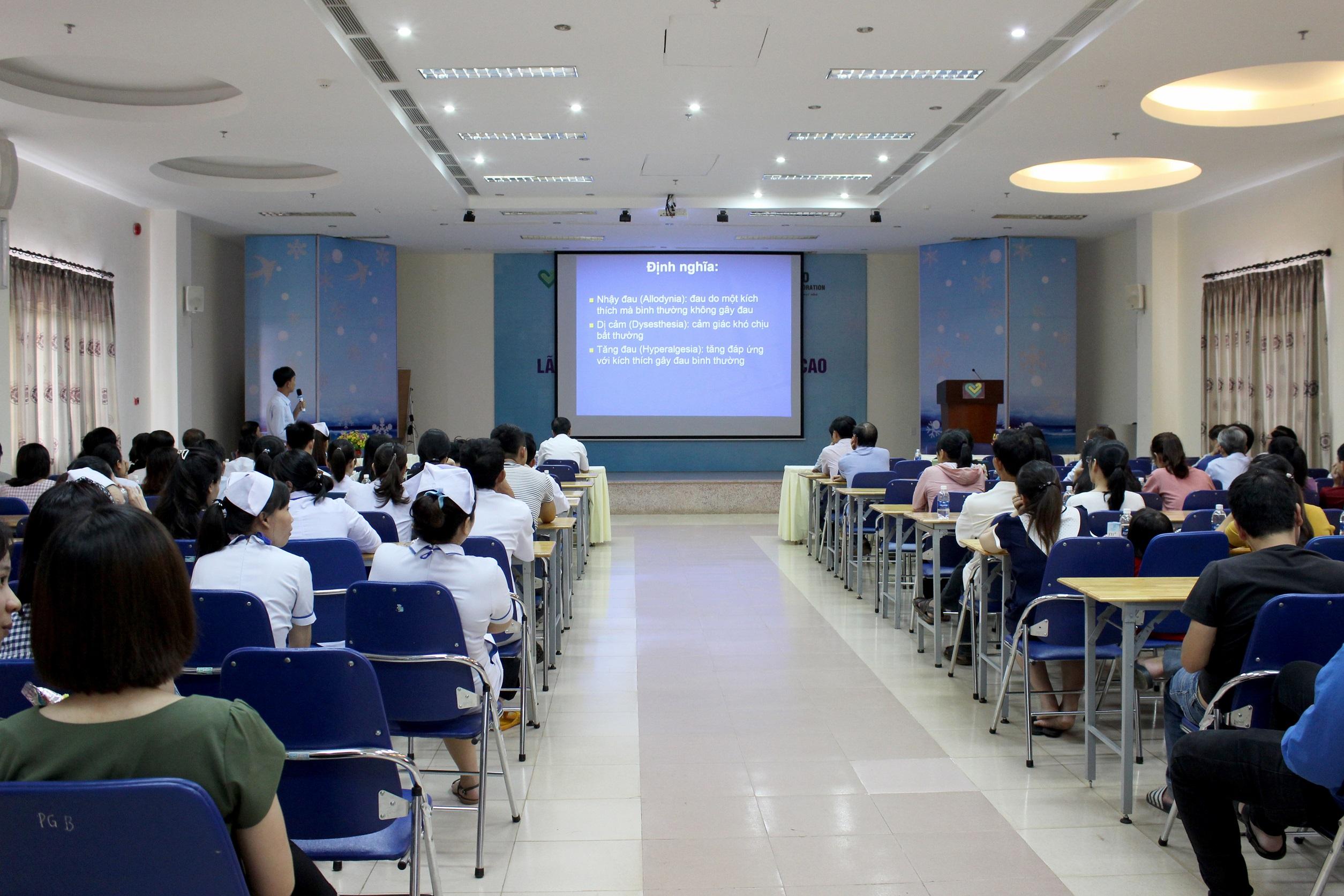 Sinh Hoạt Khoa Học Chuyên đề Bác Sĩ Tháng 7 Năm 2019