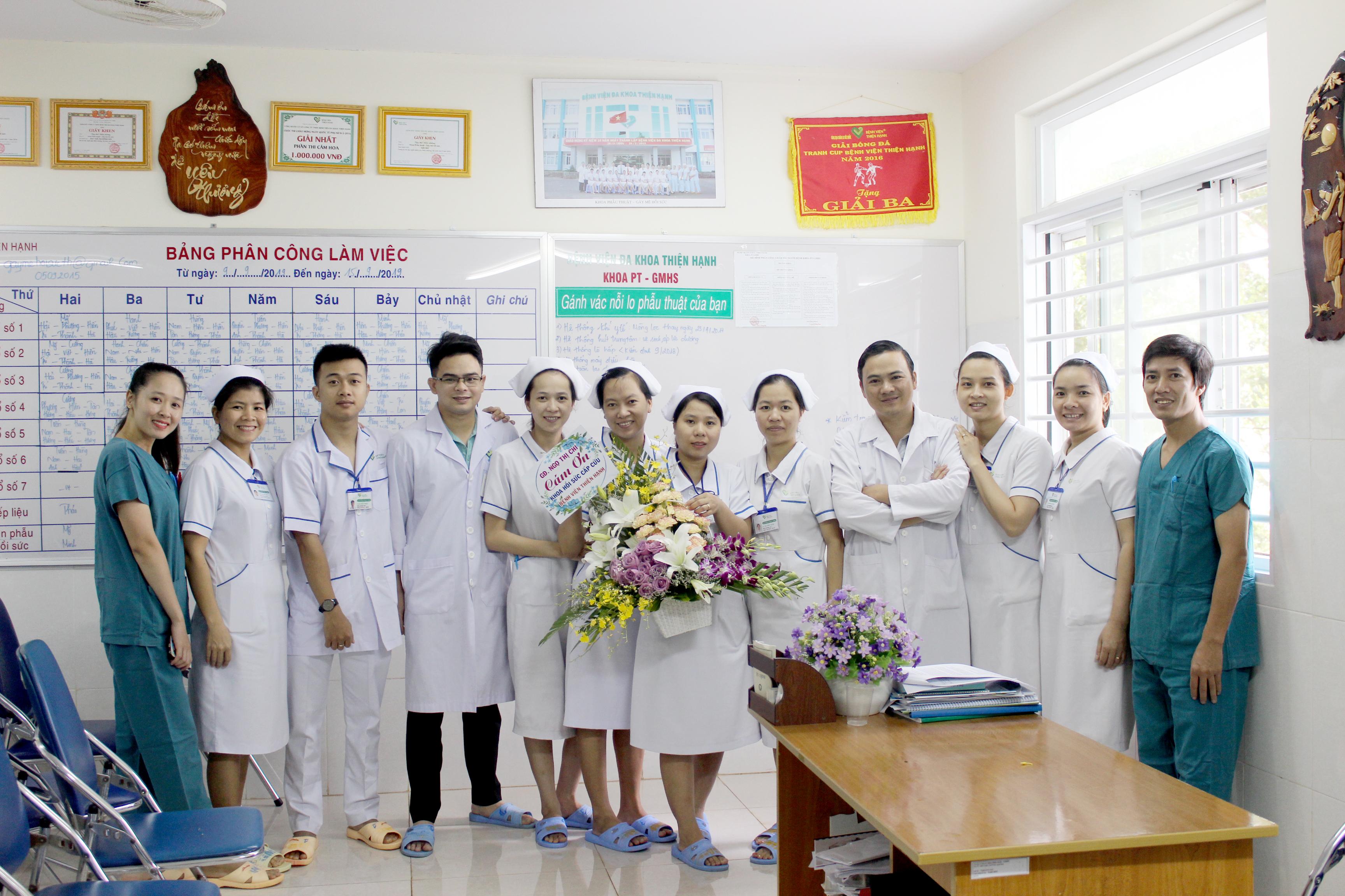 Bệnh Viện Thiện Hạnh: Lời Cảm ơn Từ Gia đình Bệnh Nhân Ngọ Thị Chi