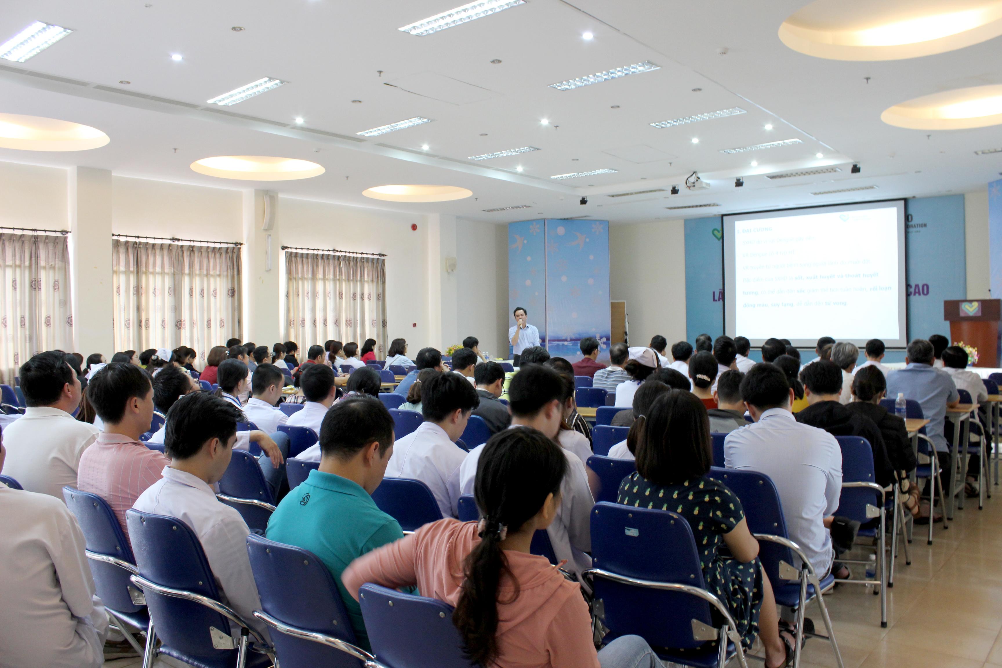 Sinh Hoạt Khoa Học Chuyên đề Bác Sĩ Tháng 9 Năm 2019
