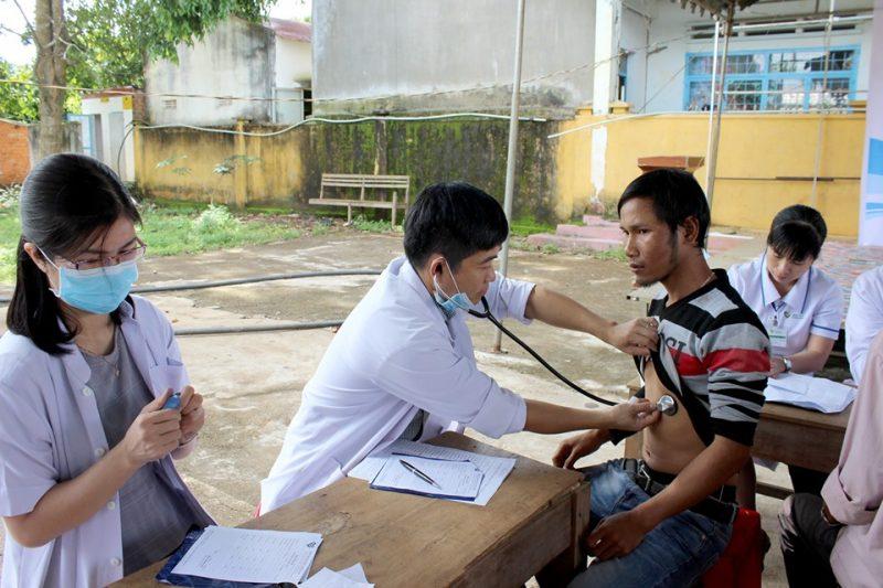 Bệnh Viện Thiện Hạnh Khám Bệnh Miễn Phí Cho Người Dân Buôn EaNa