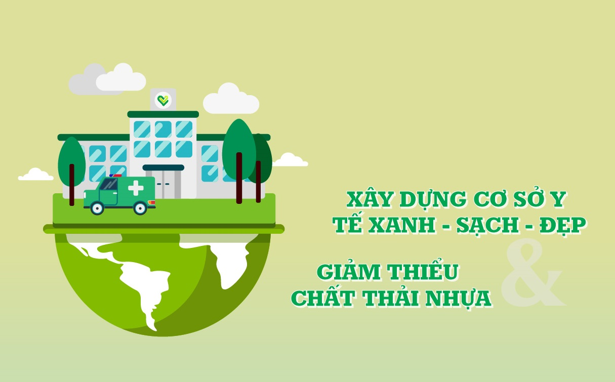 """Bệnh Viện Thiện Hạnh Hưởng ứng Phong Trào """"Chống Rác Thải Nhựa"""""""