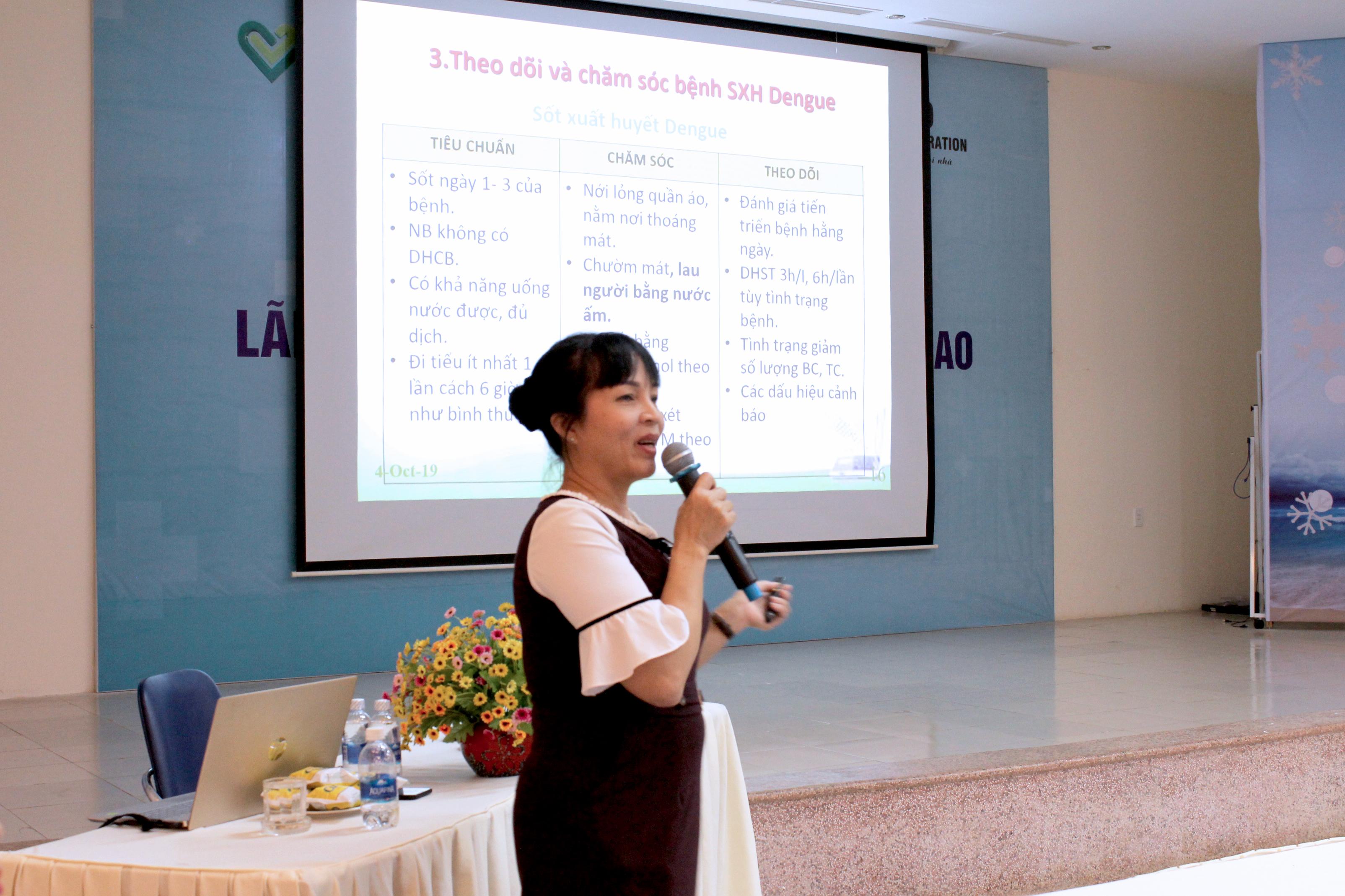 Hướng Dẫn Chăm Sóc Bệnh Nhân Sốt Xuất Huyết Dengue