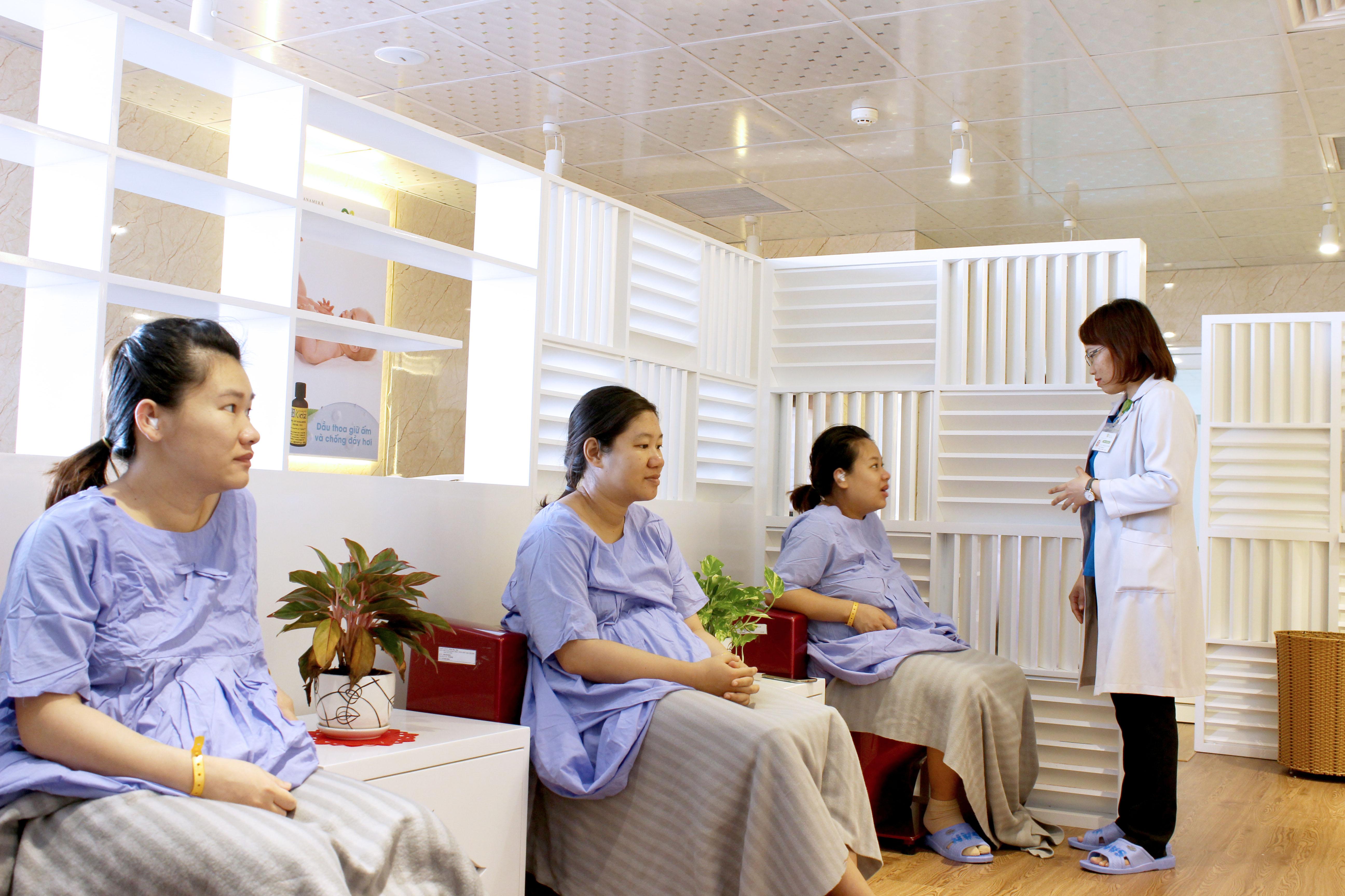 Bệnh Viện Thiện Hạnh đưa Vào Hoạt động Phòng Hồi Phục Sàn Chậu Sau Sinh