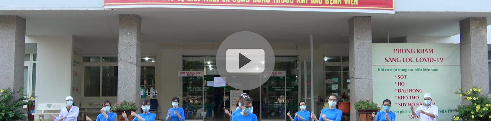 Bệnh Viện Thiện Hạnh: Clip Nhảy Ghen Cô Vy