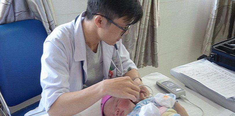 Sàng Lọc Thính Lực Giúp Phát Hiện Sớm Mất Thính Lực ở Trẻ Sơ Sinh