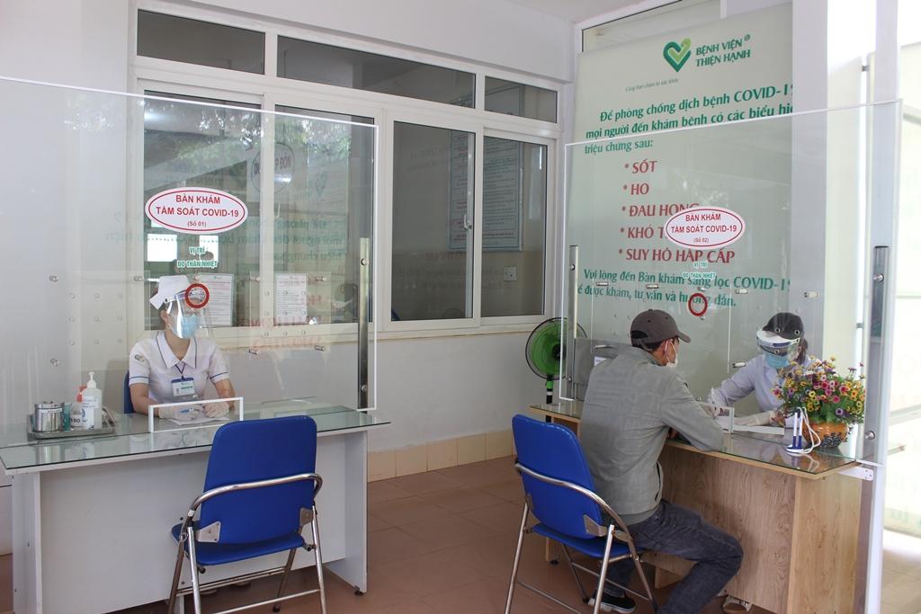 Thông Tin Về Ca Bệnh 448 Khám Sàng Lọc COVID-19 Tại Bệnh Viện Thiện Hạnh