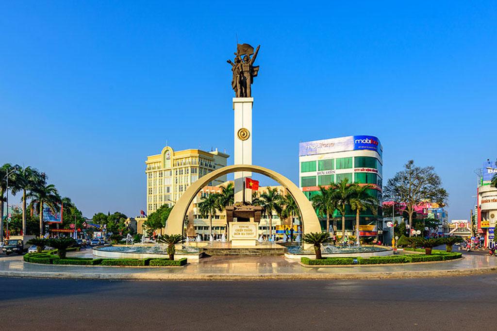 TP. Buôn Ma Thuột Thực Hiện Cách Ly Xã Hội Từ 0 Giờ Ngày 3/8/2020