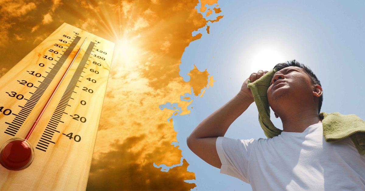 Nắng Nóng Cẩn Trọng Cơ Thể Mất Nước