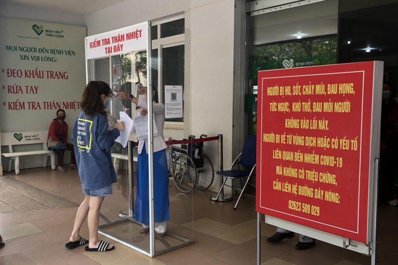BV Thiện Hạnh Tăng Cường Kiểm Soát Chặt Chẽ Trong đợt Dịch Mới