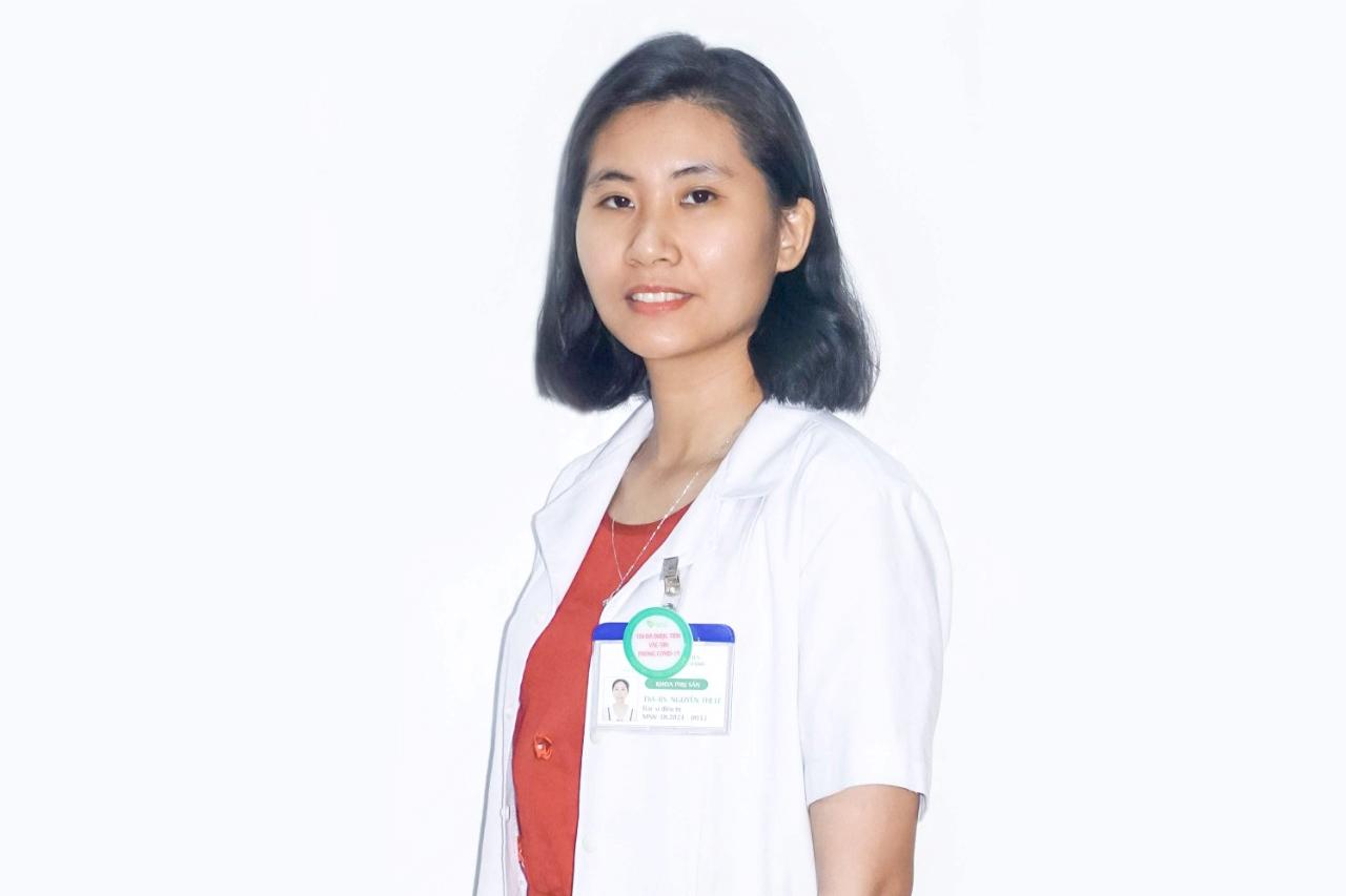 ThS.BS. Nguyễn Thị Lê